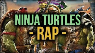 Ninja Turtles Rap | Keyblade, Cyclo & Piter-G