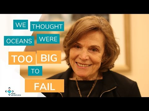 #DiscoverPurpose - An interview with Sylvia Earle about OCEANS