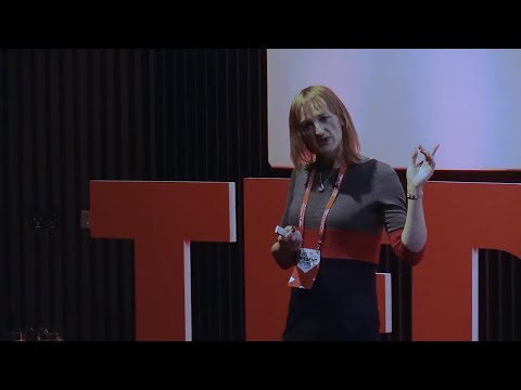 Tea with Trans: What's on (and off) the menu. | Lyndsay Muir | TEDxBrayfordPool