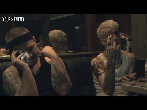 Lil Peep Sound Recording Footage