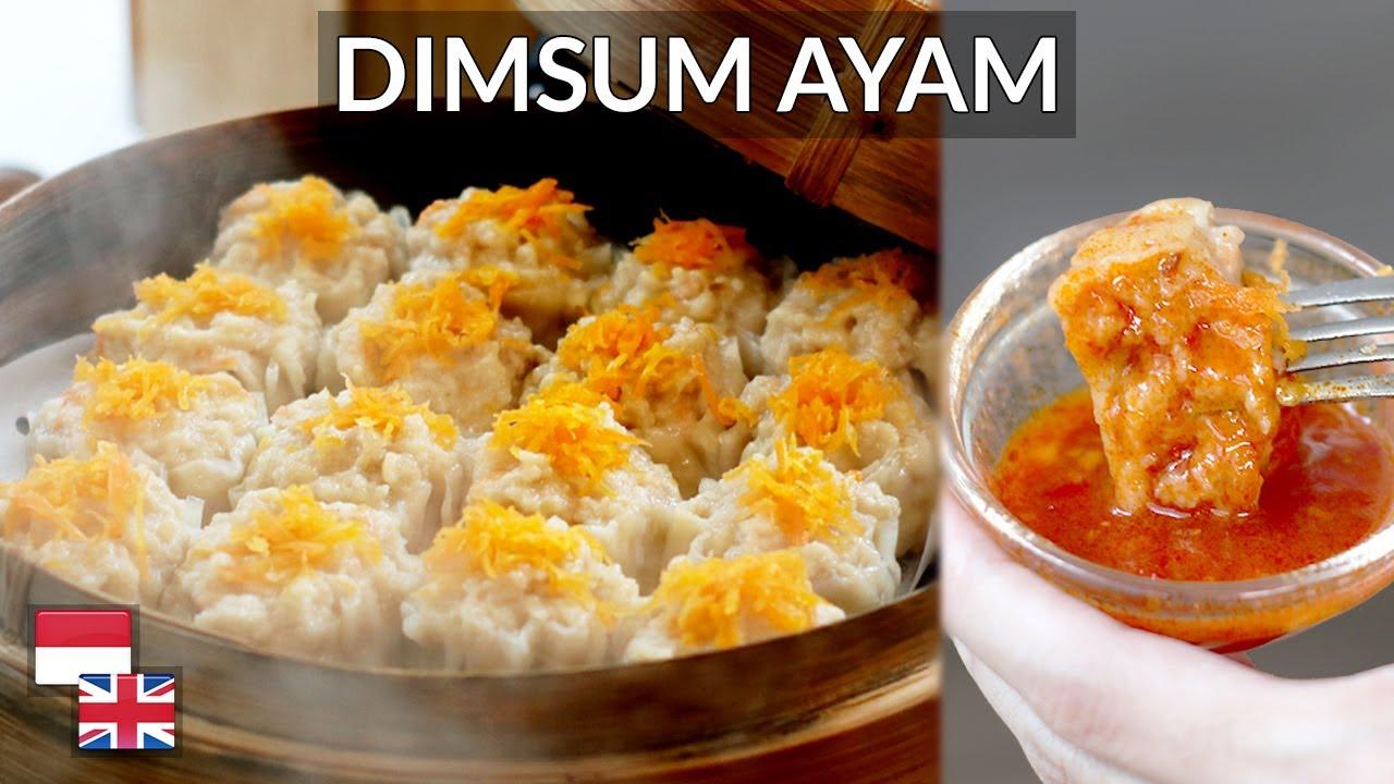 Download Murah Bukan Murahan! Resep Dimsum Ayam Istimewa: HALAL Gurih Kenyal [Rp 1.000]