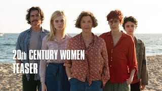 Bande annonce 20th Century Women