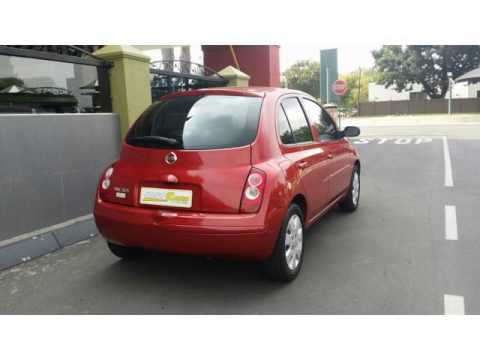 2006 nissan micra micra 1 4 comfort auto for sale on auto trader south africa youtube. Black Bedroom Furniture Sets. Home Design Ideas