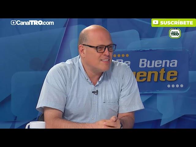 De Buena Fuente con Rafael Mendoza Estévez