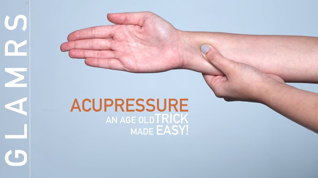 Acupressure Massage Therapy Get Rid Of Common Pains At Home