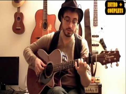 Someone like you (Adele) - Tuto guitare facile