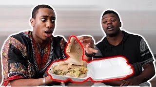Eating At The WORST Reviewed African Restaurant In My City (Los Angeles)