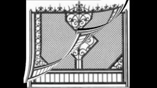 Кованый забор(Производим кованые заборы на заказ, от простых сварных, до сложных кованых композиций, стилизованных под..., 2016-01-06T15:44:50.000Z)