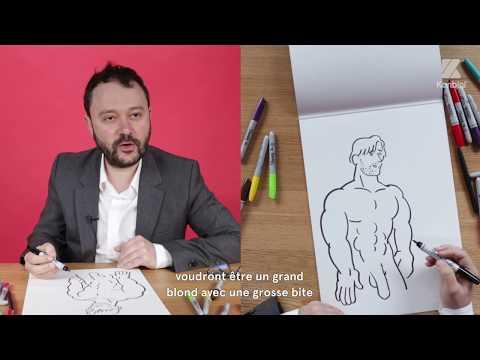 Papier-Crayon - L\'interview en dessin de Riad Sattouf
