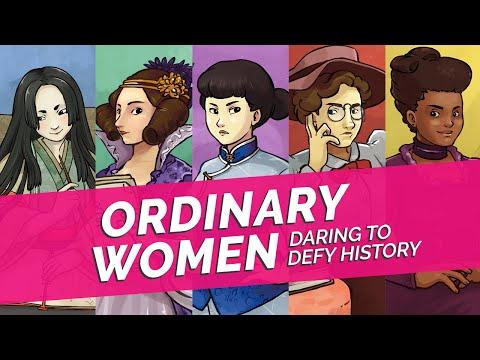 Ordinary Women Campaign Video