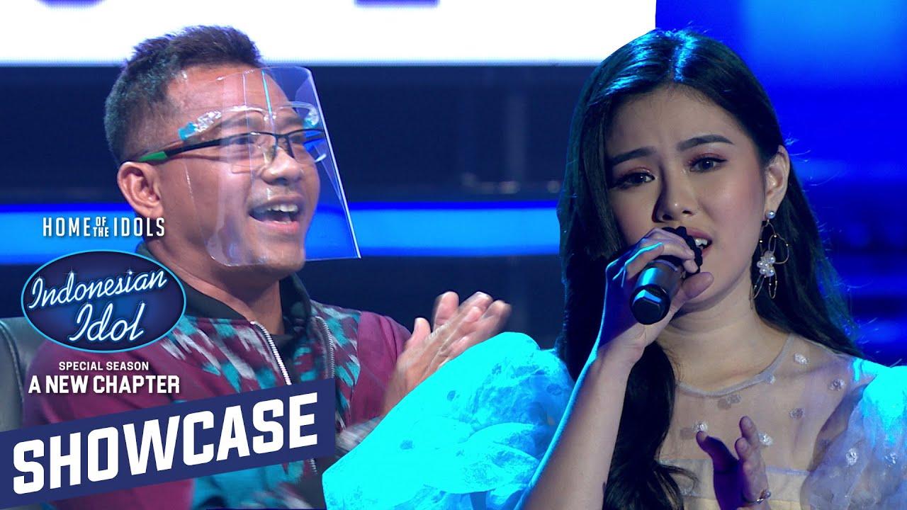 Download Melisa Berhasil Mendapatkan Standing Ovation Dari Anang - Showcase 1 - Indonesian Idol 2021