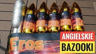 """Angielskie """"Bazooki"""" + Mały Bonus Klątwa teściowej!"""