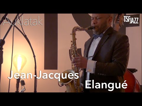 "Jean-Jacques Elangué sur TSFJAZZ!  |  ""Shades of Ouidah"" accompagné du pianiste Alain Jean Marie."