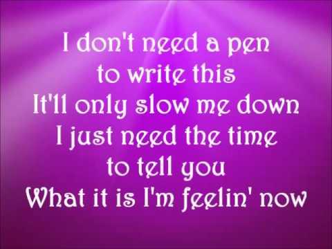 Timeflies - Amy (Lyrics)