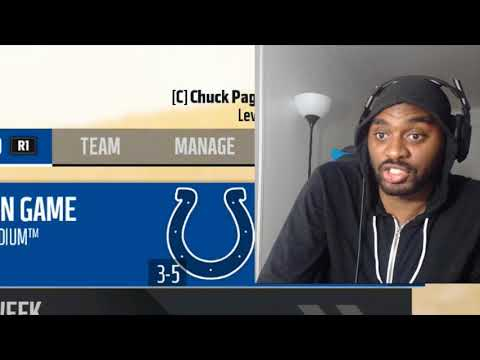 Study Session: CAN THE COLTS DOMINATE WITH THE COWBOYS O-LINE?