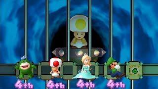 Mario Party 10 - Mario Party Mode - Chaos Castle #190  Master Difficulty