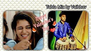 ORU ADAAR LOVE(Priya Prakash Varrier) Instrumental || Tabla Mix || Vaibhav Sahu