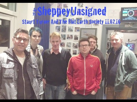 Sheppey Unsigned: Stuart Turner and the Flat Earth Society