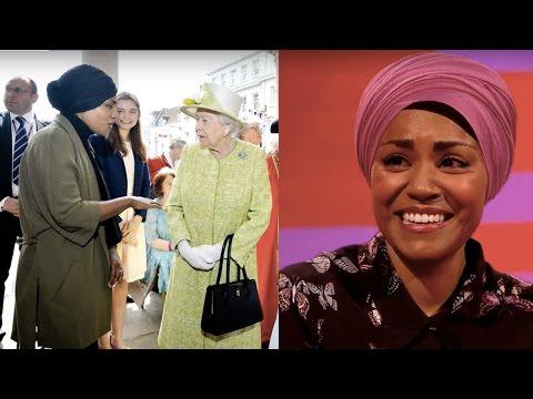 The Winner of The Great British Bake Off Met The Queen - The Graham Norton Show