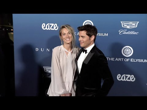"Edei And James Marsden 12th Annual ""Heaven"" Gala Arrivals"