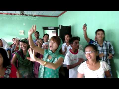 Jesus Compassion Ministries 2012 7-10 Oct Dharan Nepal