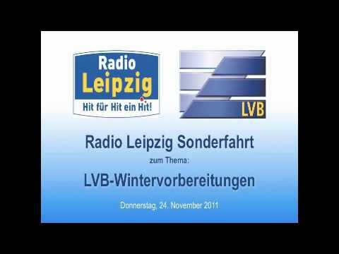 Radio Leipzig Sonderfahrt im November