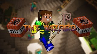 Minecraft Mini Game : TNT Wizard