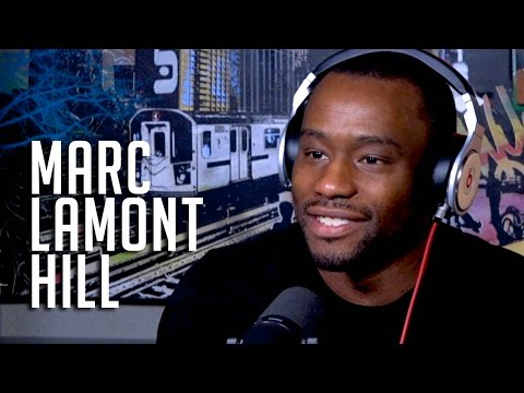 Marc Lamont Hill's Amazing In Depth Chat with Ebro in the AM!