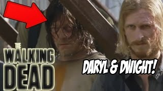 the walking dead 7x4 ita daryl dwight ad alexandria sneak peek episodio 7x4