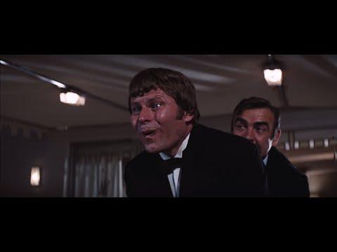 Бриллианты навсегда - Сцена 10/10 (1971) HD