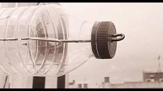 bagaimana membuat lonceng angin dari botol di rumah
