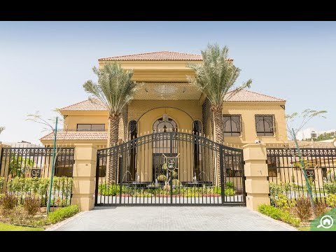 House Of The Week: A Spectacular 7-Bed Villa in Barsha, Duba