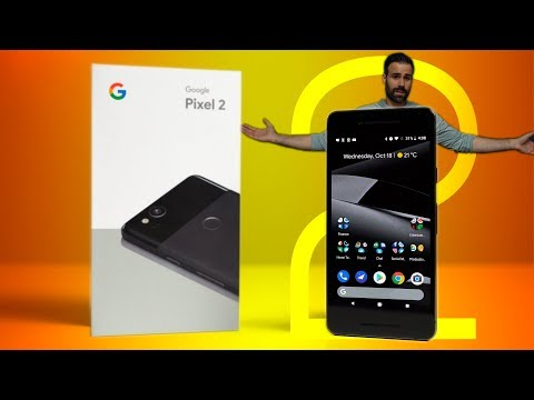 Pixel 2 Unboxing // 5 Things You Might NOT Know!
