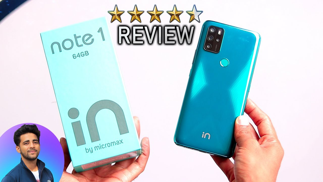 Micromax In Note 1 - Quick Review !! *Retail Unit*