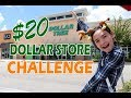 Dollar Store Challenge Shopping At Dollar Tree