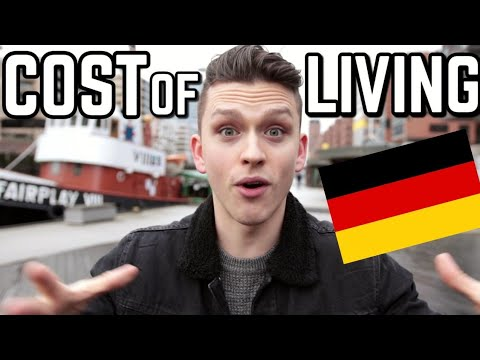 COST OF LIVING IN GERMANY / How Expensive Is It ?