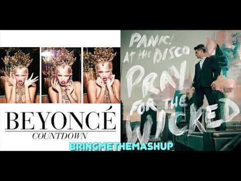 HIGH HOPES FOR A COUNTDOWN - Beyoncé & Panic! At the Disco (Mashup)