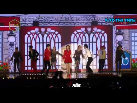 [Vietsub] 131114 Melon Music Awards 2013 - The Red Shoes @ IU