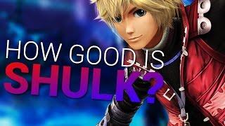 How good is Shulk? - Super Smash Bros Wii U (ZeRo)