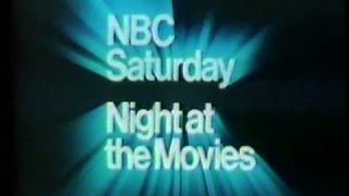 Movie Intros and Promos on NBC (mostly '70s & '80s)