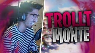 STEEL trollt MONTE | MCKY schubst seine Teammates in eine Falle | Fortnite Highlights Deutsch