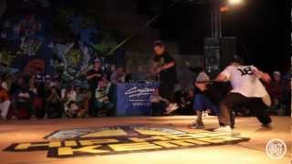 Top 9 vs Polskee Flavour - Hip Hop Kemp 2012 3vs3 Final