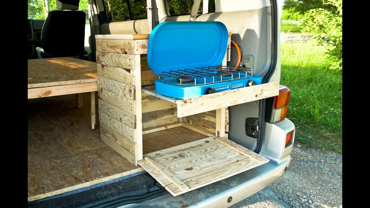 Wohnmobil kche selber bauen von magellano with wohnmobil for Klappbett selber bauen