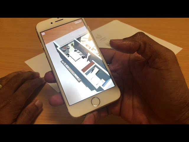Augmented Reality Floor Plan - Revolutionising Property Development