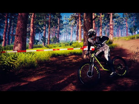 Mountain Bike The Game - DESCENDERS | PS4