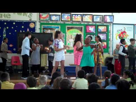 Holmleigh School Leaver's Show 2016