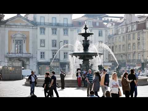 The Praça do Rossio - The Heart Of Lisbon