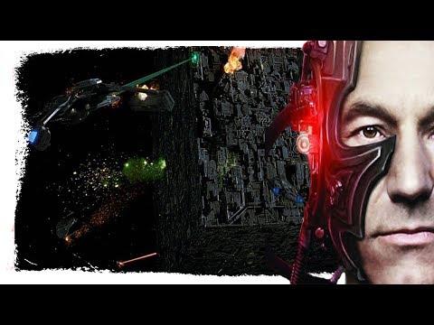 StarTrek Dominion War: Wolf 359 and a Demilitarized Starfleet