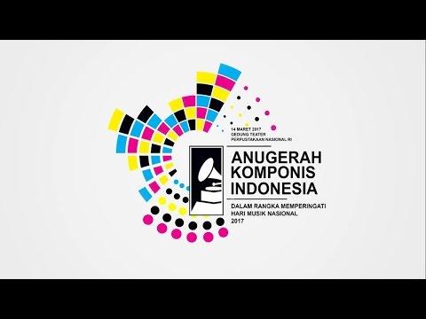 ANUGERAH KOMPONIS INDONESIA - LIVE! PERPUSNAS JAKARTA