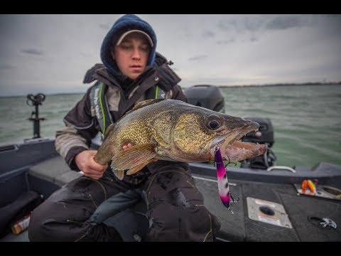 SAC S2 E13 - Trolling For Lake Erie Walleye!